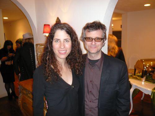 Cindy Ann Bader and Greg Lindy