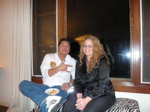 Heather Abrigo & Ray